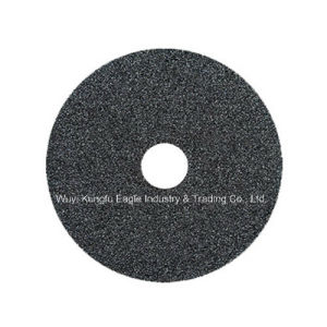 Abrasive Metal Grinding Fibre Disc Made in China pictures & photos