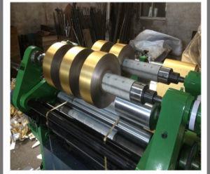 Aluminum Foil Jumbo Roll Slitting Rewinding Machine (BC-Y) pictures & photos