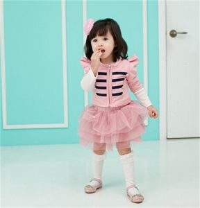 Fashion European Style Kids′ Dress Suit in Winter Kd2325 pictures & photos