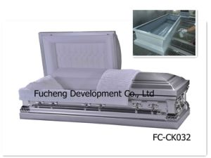 Metal Casket (FC) for Funeral Product (FC-CK032)