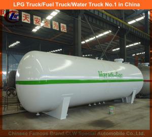 Corken Pump Autogas Tanker / ASME 20ton LPG Stationary Tank pictures & photos