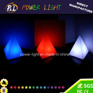 Lovely Chirstmas Display Decorative Lamp LED Pyramid Light pictures & photos