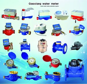 Stepped Tariff Prepaid Water Flow Meter (LXSIC-20) pictures & photos