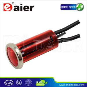 Wl-02s 12 Volt Wire LED Indicator Light (WL-02S) pictures & photos