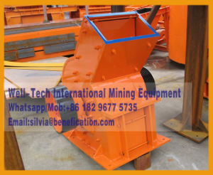Fine Crusher Hammer Crusher Hammer Mill Dry Crusher pictures & photos