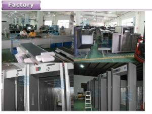 High Sensitive of Metal Detectors Gate for Sale (18 ZONES) pictures & photos