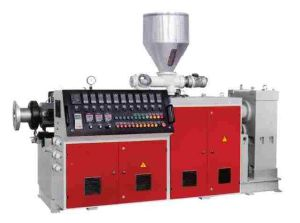High Effciency Single Screw Plastic Extruder pictures & photos