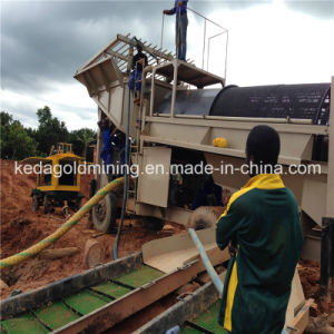 Popular Alluvial Gold Separator Gold Mining Equipment pictures & photos