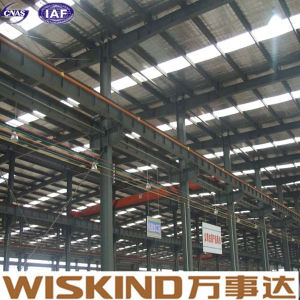 Prefab New Light Frame Steel Structure Design for Workshop pictures & photos