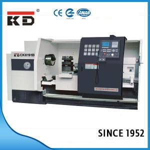 Big Bore Flat CNC Lathe Ck6191b/3000 pictures & photos