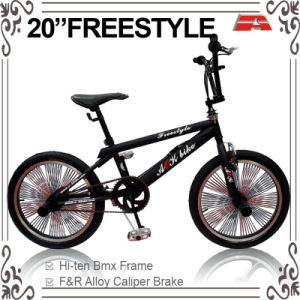 "20"" 140h Spoke Cheap BMX Bike (ABS-2021S) pictures & photos"