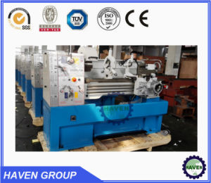 Manual lathe machine CD6245B/1000 pictures & photos