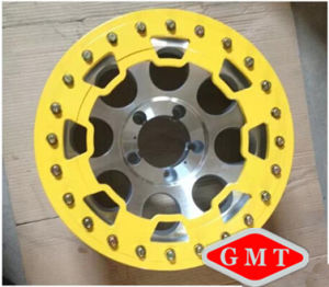 Alloy Beadlock Wheell 16X8 for SUV Cars pictures & photos