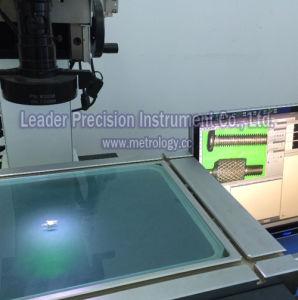 Non-Contact Manual 2D Rebar Measuring Microscope for Circuit Board and PCB (MV-4030) pictures & photos
