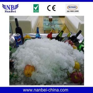 Nb-30 Snow Ice Maker with Snow Ice Shape pictures & photos