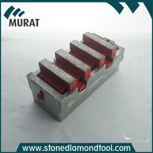 Diamond Metal Bar Concrete Grinding Disc for Edco Machine pictures & photos