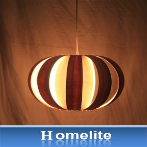 Chinese Style Exquisite Wood Pendant Light