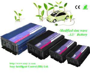 150/300/500/1000va Modified Sine Wave Inverter (12VDC Input)