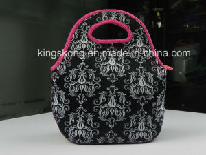 Printing Neoprene Insulated Cooler Lunch Bag pictures & photos