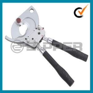 Hand Ratchet Cable Cutter (ZC-70A) pictures & photos