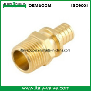 Brass Forged Male Pex Fittings Adaptor (PEX-010) pictures & photos