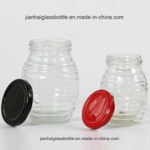Kitchen Products Round Shape Canned Goods Galss Bottle Jars pictures & photos