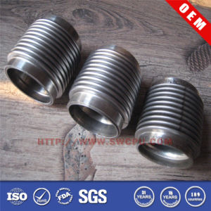 Customized Machining Metal Corrugated Pipe Bellows pictures & photos