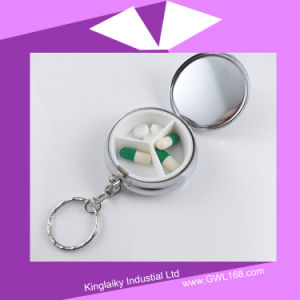 Keyholder Medical Box Pill Case (BH-040) pictures & photos