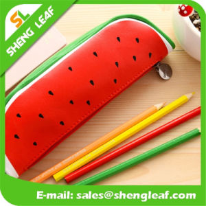 Polyester Material Fruit Shape and Picture Pen Bags (SLF-PB001) pictures & photos