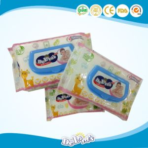 Certified Baby Skin-Care Wet Wipes OEM Provided Factory Directly Supplying pictures & photos