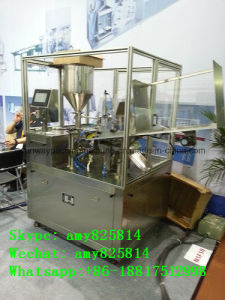 Metal Tube Filling and Sealing Machine (B. GFL-301) pictures & photos