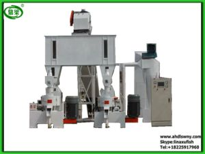 Patent Designed High Quality Vertical Ring Die Wood Pellet Mill