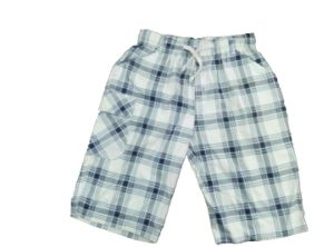 Wholesale Cotton Boy′s Shorts with Check Printed (SP003) pictures & photos