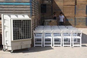 Portable Evaporative Air Cooler