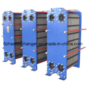 High Efficiency Sanitary Heat Exchanger for Dairy (equal M15B/M15M)