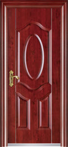 Steel Door Security Door Entrance Door (WX-S-302) pictures & photos