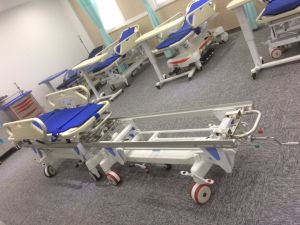 Hospital Medical Operation Room Connecting Transfer Stretcher (AG-HS003) pictures & photos