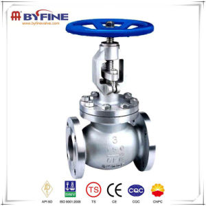 Stainless Steel Globe Valve with API 6D Certificate