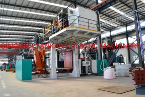 Plastic Water Tank Blowing/Blow Moulding Machine/Machinery (YK3000L-3) pictures & photos