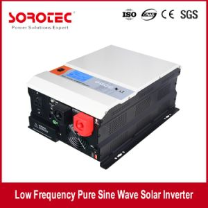Low Frequency 3000W 12V 220V Inverter with Battery Charger pictures & photos