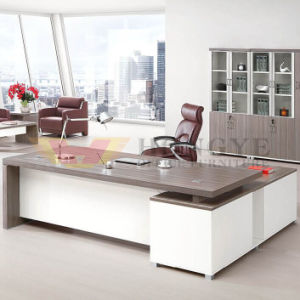 Popular Model White & Silver Executive Furniture (HY-NNH-JT71) pictures & photos