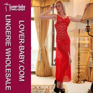 Lingerie Ladies Sexy Night Gown (L5091-1) pictures & photos