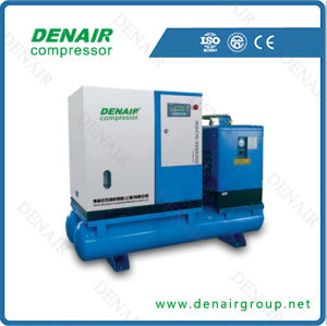 30kw All in One Air Compressor with Air Dryer pictures & photos