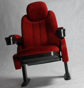 Luxury Design Theater Chair with Cup Holder From Minkuang