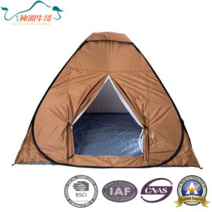 Polyester Single Layer Pop up Outdoor Tent pictures & photos