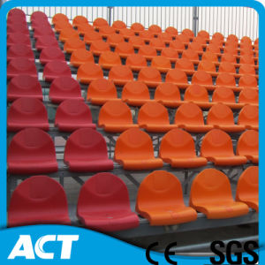 Plastic Injection Molded Stadium Seating -Fixed Seats pictures & photos