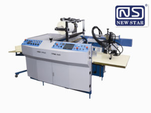 Yfma-540 Automatic Photo Laminating Machine, Paper Laminating Machine, with Ce Standard pictures & photos