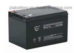 12V 12ah Rechargeable Solar Lead Acid Battery