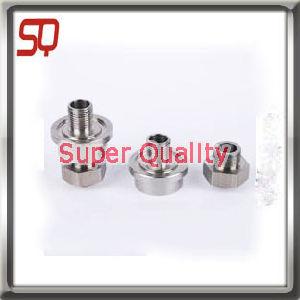 OEM / ODM Custom Brass / Aluminum / Derlin CNC Machining Parts for Engraving Machine pictures & photos