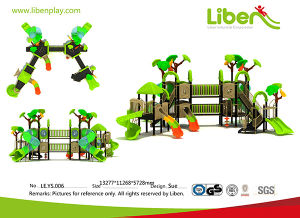 Children Outdoor Playground Equipment Backyard Play Structures pictures & photos